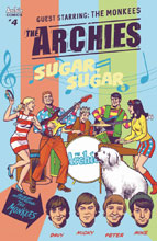 Image: Archies #4 (cover A - Smallwood) - Archie Comic Publications