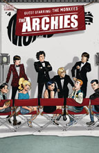 Image: Archies #4 (cover C - Eisma) - Archie Comic Publications