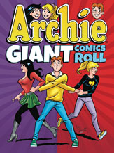 Image: Archie Giant Comics Roll SC  - Archie Comic Publications