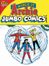 Image: World of Archie Jumbo Comic Digest #75 - Archie Comic Publications