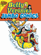 Image: Betty & Veronica Jumbo Comics Digest #260 - Archie Comic Publications