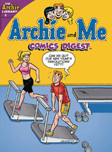 Image: Archie and Me Comics Digest #4 - Archie Comic Publications
