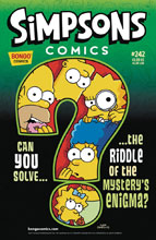 Image: Simpsons Comics #242 - Bongo Comics