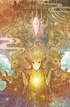 Image: Jim Henson's Power of the Dark Crystal #10 (subscription cover - Takeda) - Boom! Studios