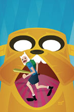 Image: Adventure Time Comics #19 (subscription cover - Veregge) - Boom! Studios
