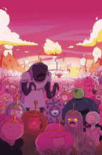 Image: Adventure Time #72 (subscription cover - McCormick) - Boom! Studios