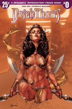 Image: Dejah Thoris #0 (cover A - Anacleto) - Dynamite