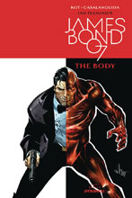 Image: James Bond: The Body #1 (cover A - Casalanguida) - Dynamite