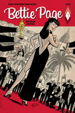 Image: Bettie Page #7 (cover B - Chantler) - Dynamite