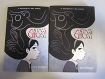 Image: Anya's Ghost: Square Fish Edition GN  (new printing) - First Second (:01)