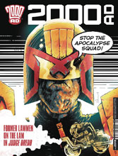 Image: 2000 A.D. Pack  (Jan 2018) - Rebellion / 2000AD