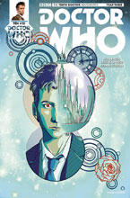 Image: Doctor Who: The 10th Doctor - Year Three #13 (cover A - Zanfardino) - Titan Comics