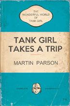 Image Wonderful World Of Tank Girl  Cover C Martin Bookshelf Variant