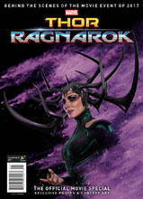 Image: Thor: Ragnarok - The Official Movie Special  (Previews exclusive cover) - Titan Comics