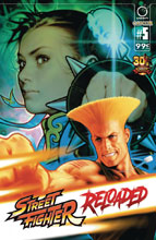 Image: Street Fighter Reloaded #5 - Udon Entertainment Inc