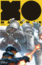 Image: X-O Manowar [2017] #11 (cover A - Larosa) (New Arc) - Valiant Entertainment LLC