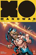Image: X-O Manowar [2017] #11 (cover B - Camuncoli) (New Arc) - Valiant Entertainment LLC