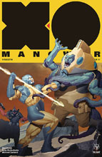 Image: X-O Manowar [2017] #11 (cover C incentive - Olivetti) (20-copy)  [2018] - Valiant Entertainment LLC