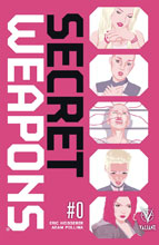 Image: Secret Weapons #0 (cover A - Allen) - Valiant Entertainment LLC