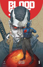 Image: Bloodshot Salvation #5 (cover A - Rocafort) - Valiant Entertainment LLC
