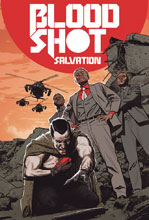 Image: Bloodshot Salvation #5 (cover D incentive - Smallwood) (20-copy) - Valiant Entertainment LLC