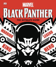 Image: Marvel Black Panther Ultimate Guide HC  - DK Publishing Co