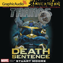 Image: Thanos: Death Sentence Audio CD  - Graphic Audio/The Cutting Corp