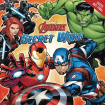 Image: Avengers: Secret Wars - Avengers No More  - Marvel Press