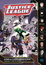 Image: Justice League Young Reader: Bizarro & Doppelgangers of Doom SC  - Capstone Press
