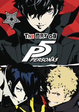 Image: Art of Persona 5 SC  - Prima Games