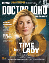 Image: Doctor Who Magazine #521 - Panini Publishing Ltd