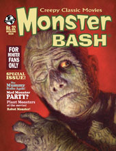 Image: Monster Bash Magazine #32 - Creepy Classics/Monster Bash