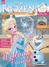 Image: Frozen Magazine #19 - Redan Publishing, Inc.