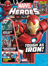 Image: Marvel Super Heroes Magazine #32 - Redan Publishing, Inc.