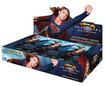 Image: Supergirl Season One Card Box  - Cryptozoic Entertainment