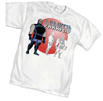 Image: As Darkseid T-Shirt  (XL) - Graphitti Designs
