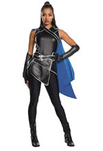 Image: Thor Ragnarok Women's Costume: Valkyrie  (XS) - Rubies Costumes Company Inc