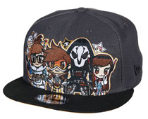 Image: Tokidoki X Overwatch 940 Snap Back Cap  - Blizzard Entertainment, Inc