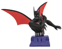 Image: Batman Beyond Bust: Batman  (version 2) - Diamond Select Toys LLC