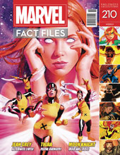 Image: Marvel Fact Files #210 (Jean Grey cover) - Eaglemoss Publications Ltd