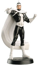 Image: DC Superhero Best of Figure Collectible Magazine #49 (Dr. Light) - Eaglemoss Publications Ltd