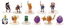 Image: Adventure Time Buildable Figures 24-Piece Blind Mystery Box Display  - Ucc Distributing