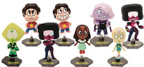 Image: Steven Universe Buildable Figure 24-Piece Blind Mystery Box Display  - Ucc Distributing