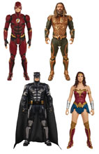 Image: Justice League Big Figs 201N Action Figure Assortment Wv2  - Jakks Pacific