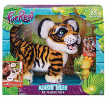 Image: Furreal Roarin Tyler the Playful Tiger Case  - Hasbro Toy Group