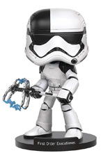Image: Star Wars Wobblers Bobble-Head: First Order Executioner  - Funko