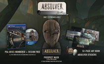 Image: Absolver PS4 Prospect Mask Special Edition Bundle Set  - Toynami Inc