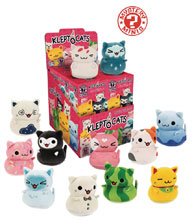 Image: Kleptocats 12-Piece Blind Mystery Box Plush Display  - Funko