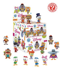 Image: Mystery Minis Disney Afternoon 12-Piece Blind Mystery Box Display  - Funko