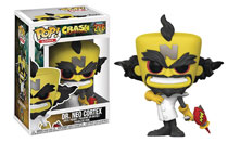 Image: Pop! Crash Bandicoot Vinyl Figure: Dr. Neo Cortex  - Funko